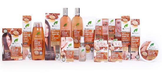 Dr. Organic termékek