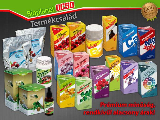 OCSO vitaminok