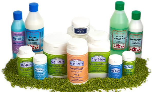 Alg-Börje termékek