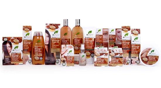 Dr. Organic Marokkói bio argán olaj