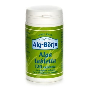 Alga tabletta - 120 db tabletta