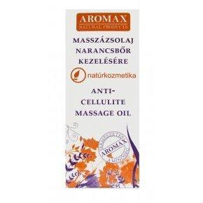 Tápláló masszázsolaj narancsbőr kezelésére - 50ml