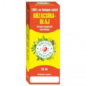 Buzacsiraolaj 100% - 50 ml