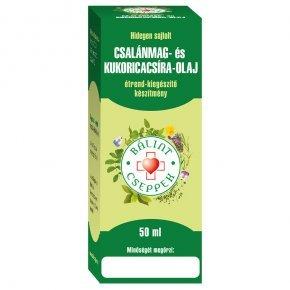 Csalánmag+kukoricacsíra-olaj - 50 ml