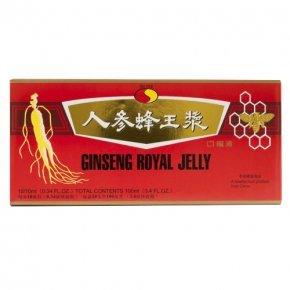 Big Star Ginseng Royal Jelly ampulla - 10x10ml
