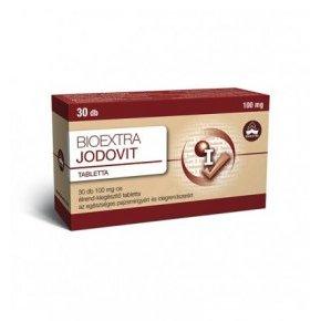 Jodovit tabletta - 30db