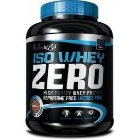 100% IsoWhey ZERO Lactose Free eper - 2270g