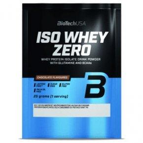 100% IsoWhey ZERO Lactose Free eper - 10x25g