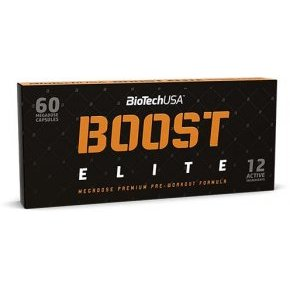 BioTech USA Boost Elite kapszula