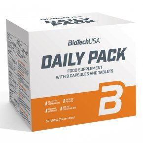 BioTech USA Daily pack multivitamin