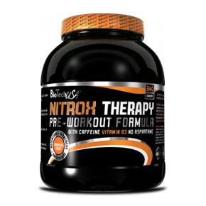 Nitrox Therapy (új) grapefruit - 340g