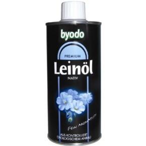 Bio lenolaj natív - 250 ml