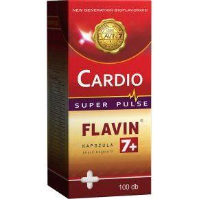 Cardio Super Pulse kapszula - 100 db