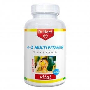 A-Z multivitamin kapszula - 60 db