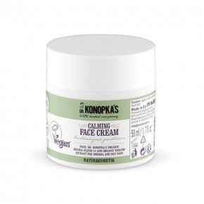 Nyugtató-tápláló arckrém - 50ml