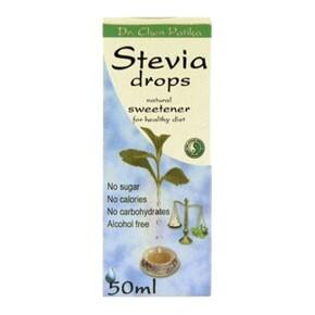 Stevia cseppek - 50ml