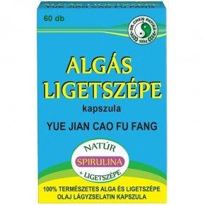 Alga és ligetszépeolaj kapszula - 60db