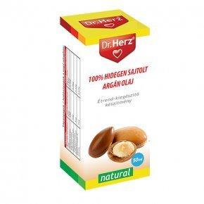 Hidegen sajtolt Argán olaj - 50 ml