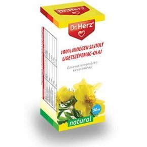 Hidegen sajtolt ligetszépe olaj - 50 ml