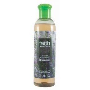 Levendula és geránium sampon - 250 ml