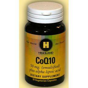 CoQ10 tabletta - 30db
