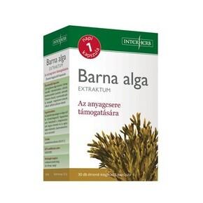 Barna alga extraktum - 30 db kapszula