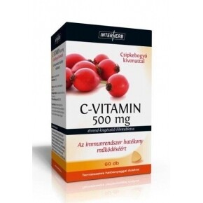 C-vitamin kapszula - 60db