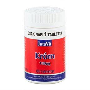Króm tabletta - 60db