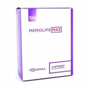 Memolife Max kapszula - 100db