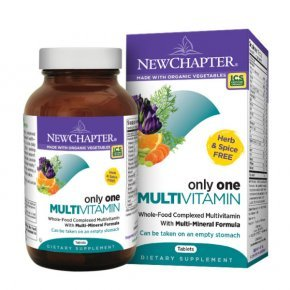 Only One multivitamin - 72 db
