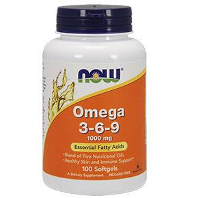 Omega 3-6-9 kapszula - 100 db lágyzselatin kapszula