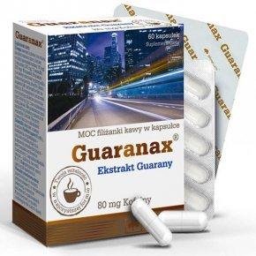 Guaranax kapszula - 60db