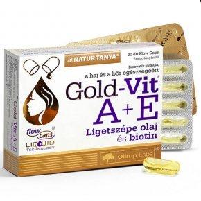 A-vitamin + E-vitamin + Ligetszépe olaj - 30 db
