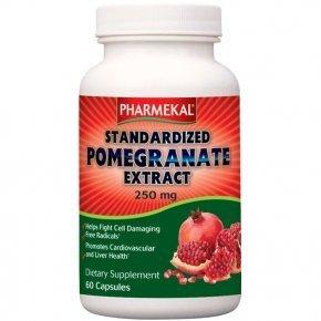 Pomegranate (Gránátalma) kivonat 250 mg kapszula - 60db