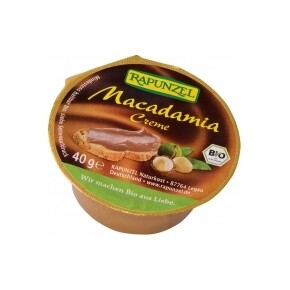 BIO Makadámia krém egyadagos - 40 g