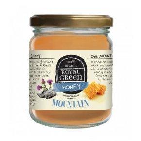 Bio méz hegyvidéki - 250g