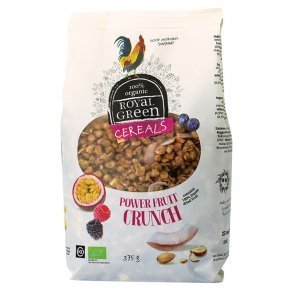 Bio müzli gyümölcsös crunch - 325g