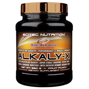 Alkaly-X vérnarancs italpor - 660g