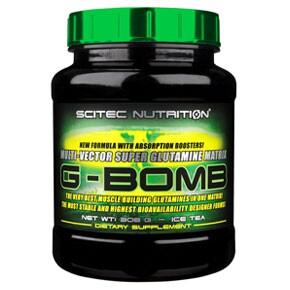 G-Bomb ice tea italpor - 500g