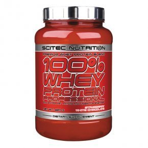 100% Whey Protein Professional 920g gránátalma - 920g