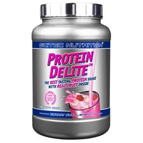 Protein Delite ananászos vanília ananász darabokkal - 1000g