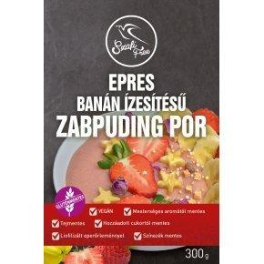 Zabpuding por eper-banán - 300g