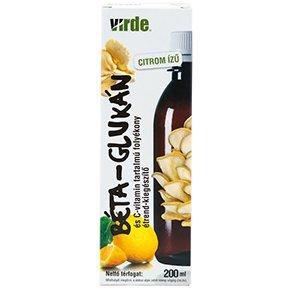 Béta-glukán - C-vitamin szirup - 200ml