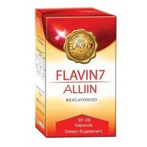 Alliin - bioflavonoid komplex + fokhagyma - 30 db kapszula
