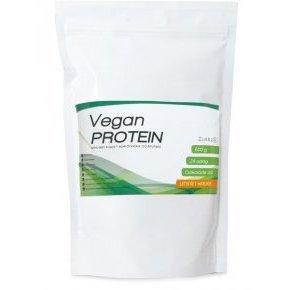 Vegan Protein - borsófehérje csoki - 600g