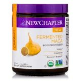 New Chapter Fermented Organic Maca Booster Powder
