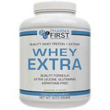 Pharma First Whey Extras 2250g vanília