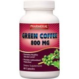 Pharmekal Green Coffee (Zöldkávé) 800mg kapszula
