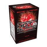 Scitec Nutrition Hot Blood 3.0 25 pack blue guarana